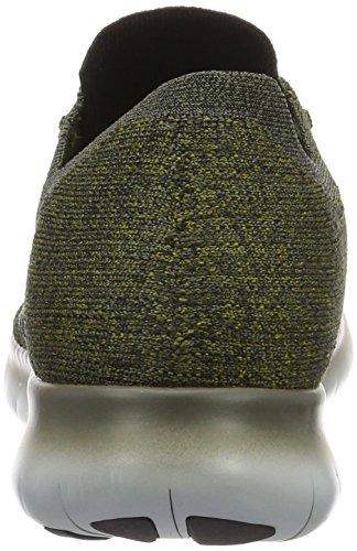 Nike Heren Gratis Rn Flyknit Running / Sportschoenen