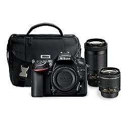 Nikon D7200 24 2 MP Dual...
