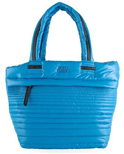 Steven Madden Womens Brova Active Tote (Blue)