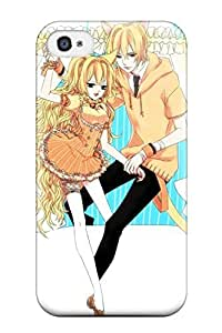 Cute Tpu DPatrick Vocaloid Case Cover For Iphone 4/4s