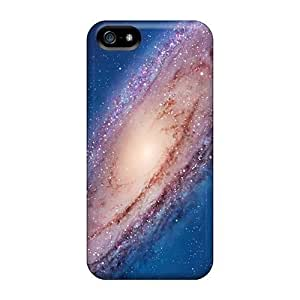 Cute Tpu DayLife Galaxy Universe Case Cover For Iphone 5/5s