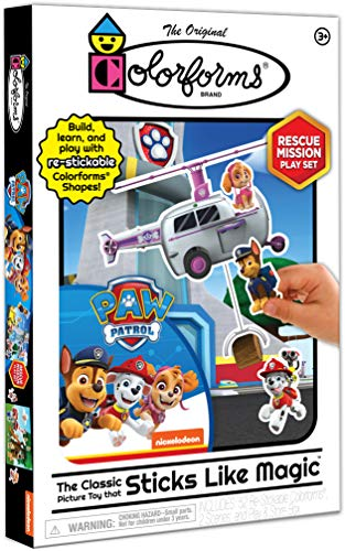 Colorforms Playset - Paw Patrol