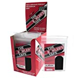 Bowlers Dispenser 30 pc. Tape 3/4 inch Thumb Black (12/pkg) - BLACK / 3/4