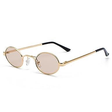 b0c87f02d7 Fashion 2018 Brand Designer Sunglasses Women Small Oval Rerto Sun Glasses  For Women Lady Shades Mirror