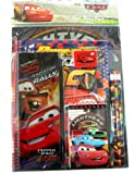 Disney Pixar Cars 11 Piece Value Pack School Supplies