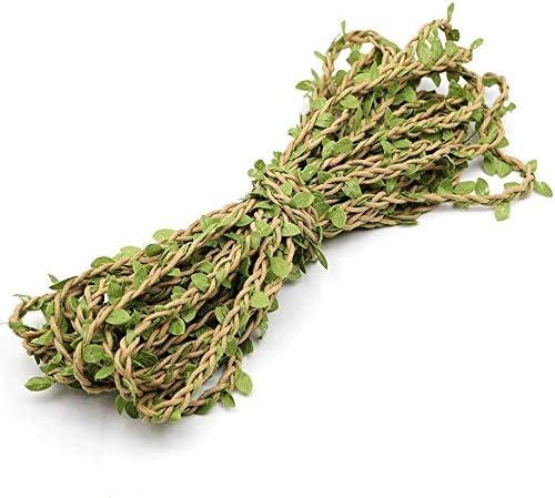 麻紐|麻縄|ロープ DIYの背景ラタン|6ミリメートル麻ロープワックスロープ|環境装飾葉麻縄|100メートル (Color : Dark brown)
