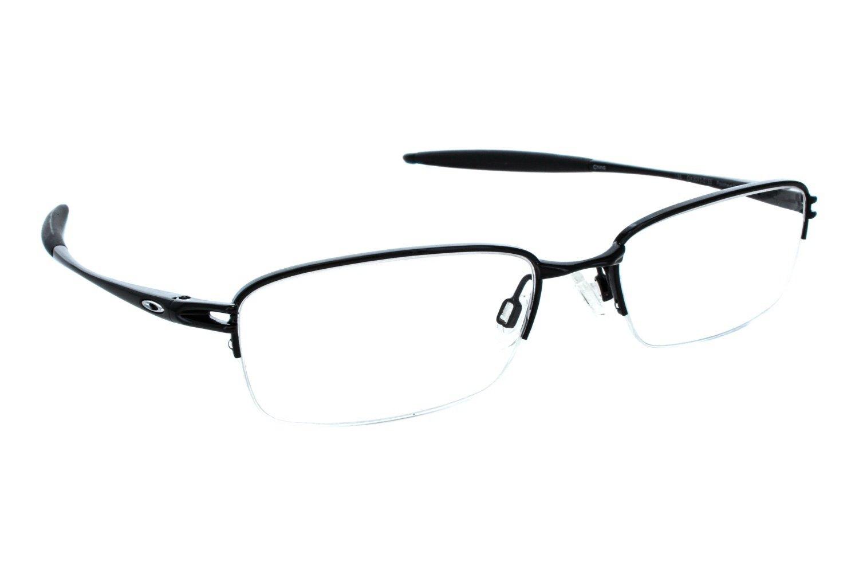 723b694093b Amazon.com  Oakley Valve (53) Prescription Eyeglasses Frames  Beauty
