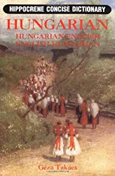 Hungarian-English, English-Hungarian (Hippocrene Concise Dictionaries)