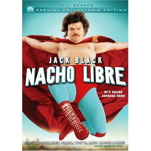- Nacho Libre w/Mask (Full Screen Special Collector's Edition)