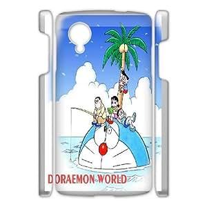 Google Nexus 5 Phone Case White Doraemon WQ5RT7428589