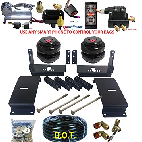- Air Tow Assist Kit 1988-1998 Chevy 2wd C1500 4wd K1500 Truck Rear air Management