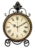 Deco 79 Metal Clock, 17 by 11-Inch Review