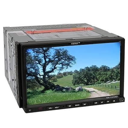 amazon com sumas media sm 747dbt in dash cd dvd player mp3 usb car stereo  wiring color codes sumas car stereo wiring harness