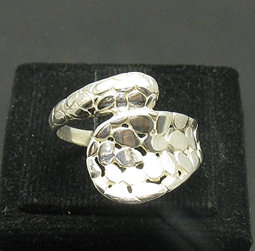 Anello in argento 925 Serpente R000944 Empress