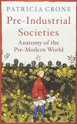 Pre Industrial Societies