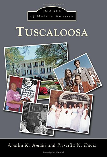 (Tuscaloosa (Images of Modern America))