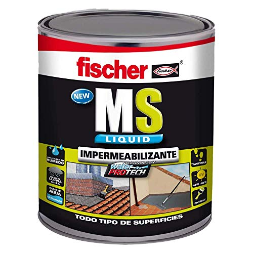Fischer MS – Bote Imprägnierung MS wärmeleintende 4 kg grau