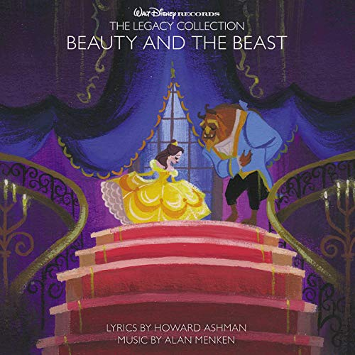 Walt Disney Records The Legacy Collection: Beauty And The Beast [2 CD]]()
