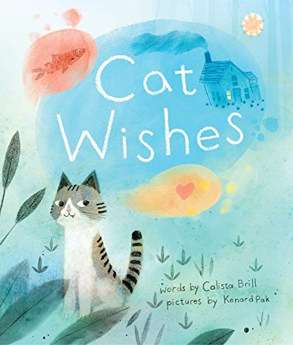 Cat Wishes (English Edition)