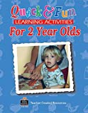 Quick and Fun Learning Activities for 2 Year Old, Ina Massler Levin and Micheal S. Levinson, 1557345554
