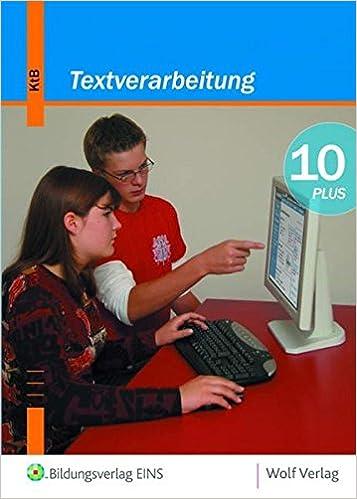 Textverarbeitung 10 Plus
