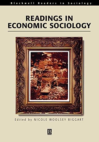 Readings in Economic Sociology