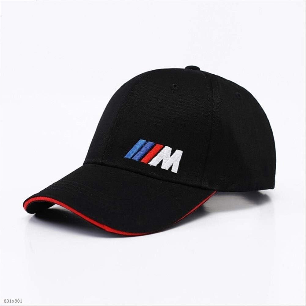 Color : Gray Montague Mond030009 Mode Homme Cotton Car La Performance Logo M Chapeau Casquette De Baseball for M3 M5 3 5 7 X1 X3 X4 X5 X6 330i GT 760Li Z4 E30 E34 E36 E38