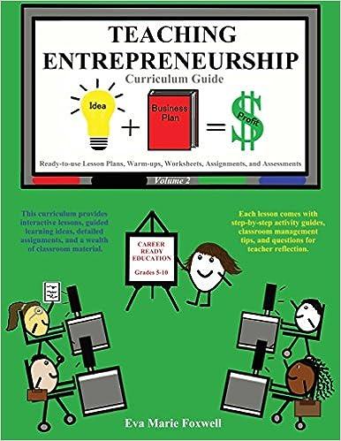 Descargar Libros Teaching Entrepreneurship: Curriculum Guide Novelas PDF