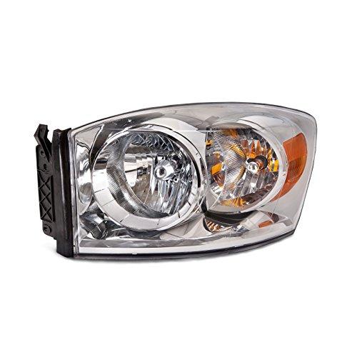 07 dodge ram headlight assembly - 2