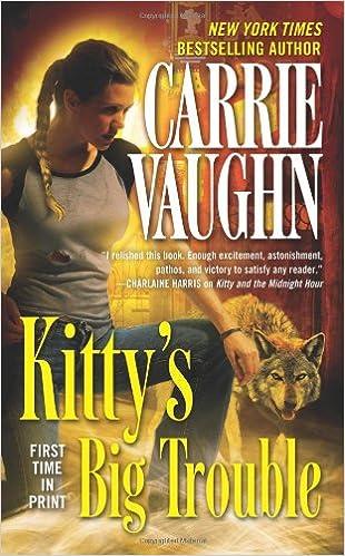 Amazon Kittys Big Trouble Kitty Norville 9780765365651 Carrie Vaughn Books