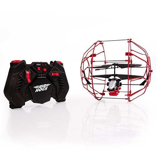 Air Hogs RC Rollercopter – Red image