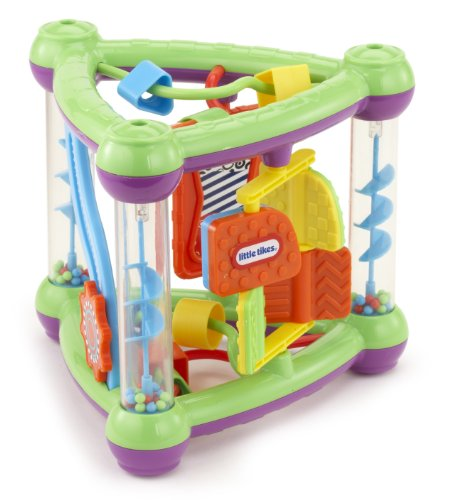 Little Tikes Play Triangle- Green/Purple by Little Tikes (Image #2)