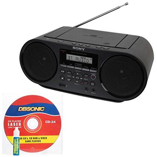 Sony Portable Mega Bass Stereo Boombox Sound