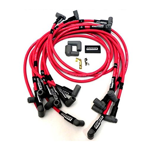 Commart Moroso 73686 Ultra 40 Spark Plug Wires Chevy SBC