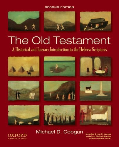 The Old Testament: A Historical and Literary Introduction...