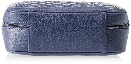 Bag Blue Blue blue Shoulder Borse Chicca 8891 Women's 4CzzIq