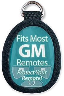 KeyGuardz Black Rubber Keyless Entry Remote Key Fob Skin Cover Protector LYSB00HVHYX3U-ELECTRNCS