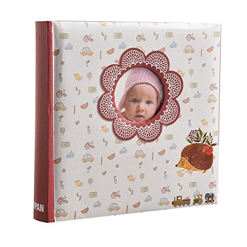 Premium Unisex Baby Memory Book by Arpan – Photo Album With 200 Pockets...