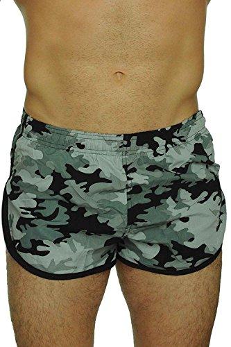 VbrandeD American Swimwear Running Shorts product image