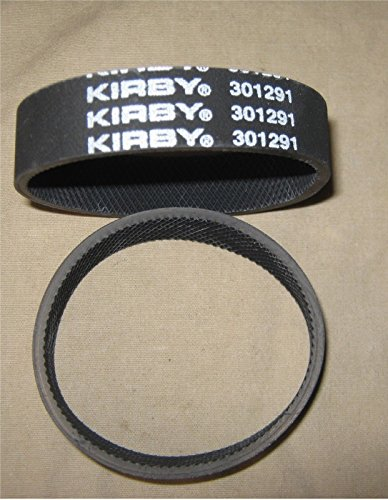 (Details about Genuine Kirby Vacuum Cleaner Knurled Belts 301291 Fit All Generation G3 G4 G5 G6)