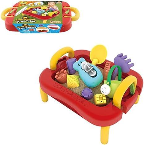 Juego de Juguetes de Mesa de Playa al Aire Libre para niños, 16 ...