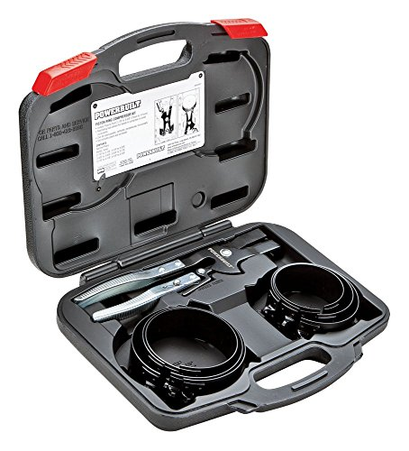 Alltrade 940387 Kit 69 Piston Ring Compressor Tool Set