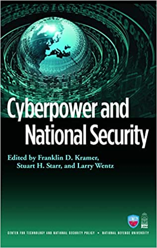 Amazon com: Cyberpower and National Security (9781597974233