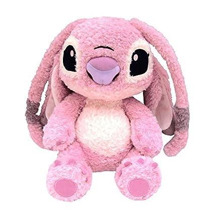 Amazon.com: Angel stuffed (Fluffy) Lilo & Stitch Disney Christmas ...