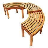 Achla Designs Alexandria Patio Tree Bench