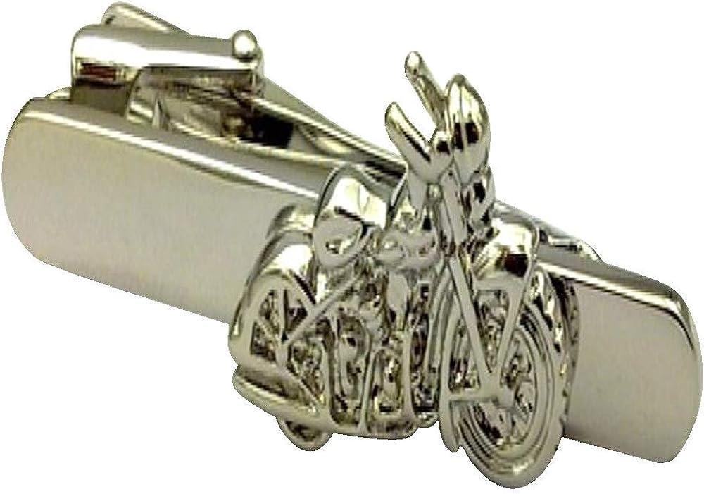 ProCuffs - Alfiler para Corbata de Moto, diseño Vintage, Color ...