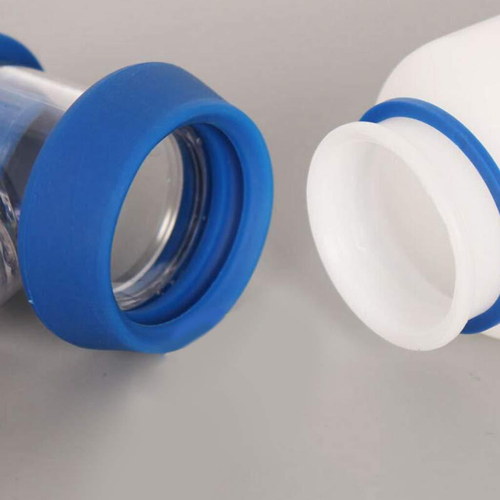 Kesoto Sample Bottle Milk Sampler for Liquid/Milk Sample Bottle for Milking Machine by Kesoto (Image #6)