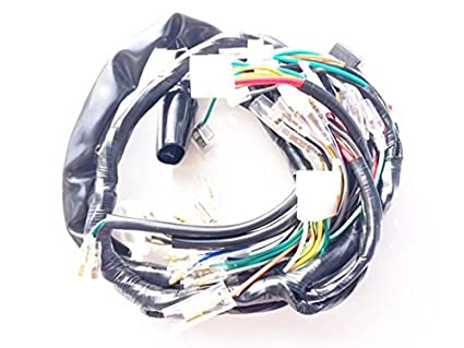 amazon com cb750 wire harness cb750f 1975 76 oem ref 32100 image unavailable image not available for color cb750 wire harness