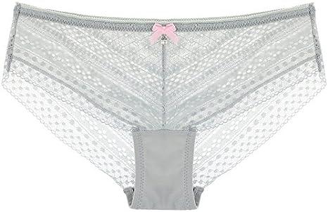 Rey&Qing Las Mujeres Jóvenes Pantalones Underwear Briefs ...
