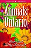 Annuals for Ontario, Allison Beck, 1551052474